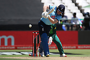 Eoin Morgan (Capt) during the One Day International match between South Africa and England at PPC Newlands, Capetown, South Africa on 4 February 2020.