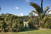 Botanical Garden in Roseau