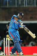 Cricket - India v New Zealand 5th ODI Chennai