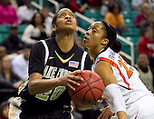 2011 ACC Women's Basketball Tournament (Wake Forest 74 - Virginia 68)