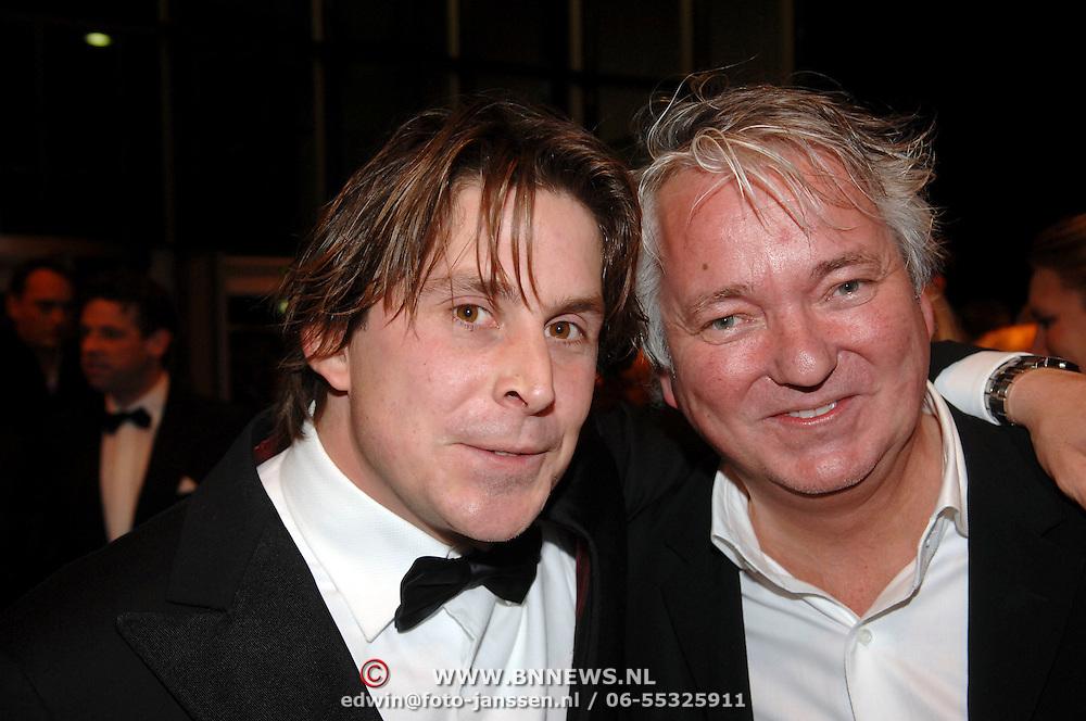 NLD/Amsterdam/20061207 - Miljonairfair 2006, Lodewijk Hoekstra en Dick Beyer