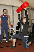 Ashley McKenzie. GB Judo. 24-1-2012