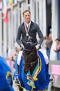 Julian de Boer - Fernando V<br /> FEI World Breeding Jumping Championships for Young Horses 2016<br /> © DigiShots