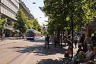 Bahnhofstrasse, Zurich Switzerland