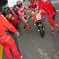 2011 MotoGP World Championship, Round 3, Estoril, Portugal, 1 May 2011, Nicky Hayden