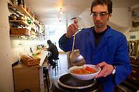 Spring Boutique, Paris - connected to Daniel Rose' Spring Restaurant - Manager Joshua Adler
