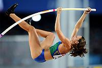 ATHLETICS - IAAF WORLD CHAMPIONSHIPS 2011 - DAEGU (KOR) - DAY 4 - 30/08/2011 - WOMEN POLE VAULT FINAL - FABIANA MURER (BRA) / WINNER - PHOTO : FRANCK FAUGERE / KMSP / DPPI