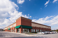 Architectural photo of Westminster Gateway Retail Center by Jeffrey Sauers of Commercial Photographics