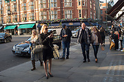Sloane Sq.   London, 22 February 2019