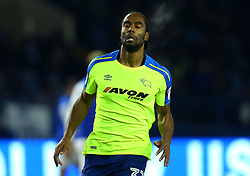 Cameron Jerome of Derby County - Mandatory by-line: Robbie Stephenson/JMP - 13/02/2018 - FOOTBALL - Hillsborough - Sheffield, England - Sheffield Wednesday v Derby County - Sky Bet Championship