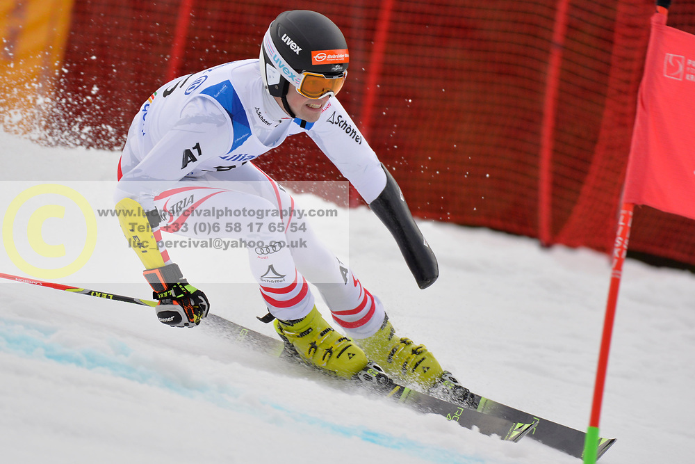 at 2018 World Para Alpine Skiing Cup, Kranjska Gora, Slovenia