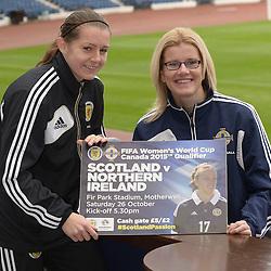 Scotland v Nothern Ireland | Presser | 23 October 2013