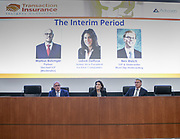 The Interim Period panel at the Advisen's Transaction Insurance Insights Conference at New York Law School.