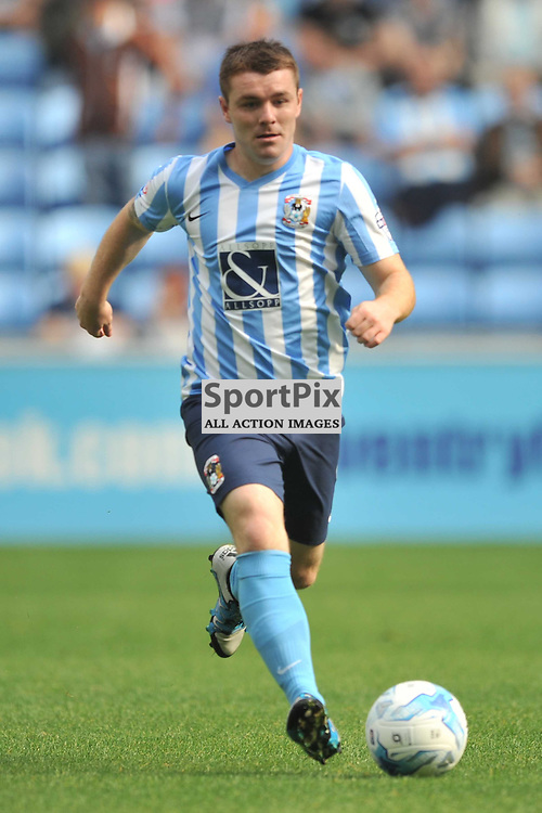 John Fleck Coventry, Coventry City v Shreswsbury Ricoh Arena, Football League One, Saturday 3rd October 2015