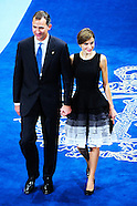 102315 Princesa de Asturias Awards 2015 - Day 2