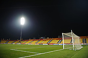 The Qatar Sports Club Stadium in Doha, Qatar