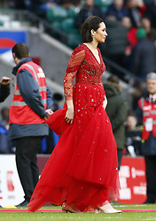 February 10, 2019 - London, England, United Kingdom - Laura Wright ..during the Guiness 6 Nations Rugby match between England and France at Twickenham  Stadium on February 10th, 2019 in Twickenham, London,  England. (Credit Image: © Action Foto Sport/NurPhoto via ZUMA Press)