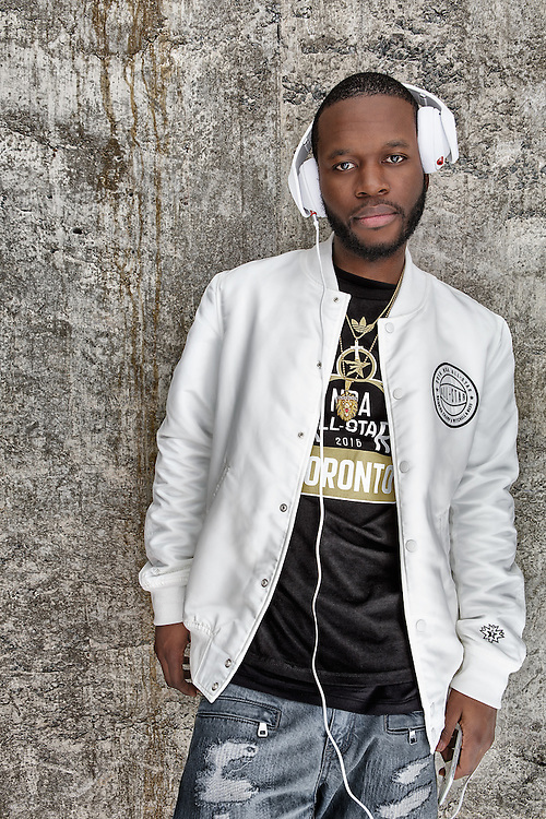 Portrait of Dj Mo Beatz by Michel Leroy PHOTOGRAPHER