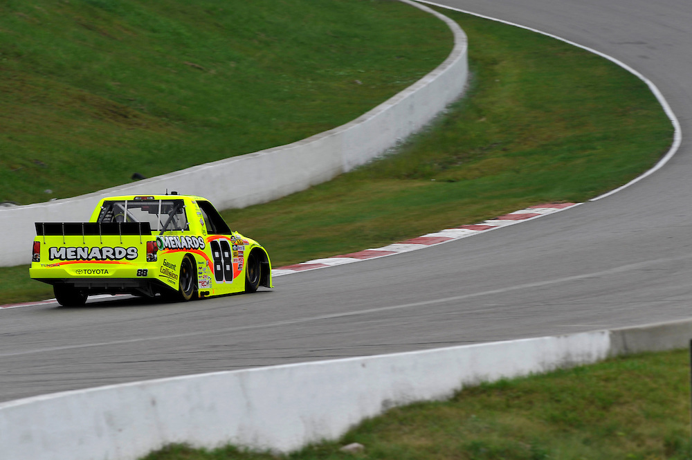 30 August - 1 September 2013, Bowmanville, Ontario Canada<br /> Matt Crafton<br /> &copy;2013, Scott R LePage<br /> LAT Photo USA