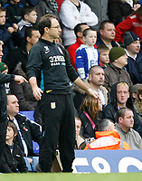 Photo: Steve Bond/Sportsbeat Images.<br /> Birmingham City v Aston Villa. The FA Barclays Premiership. 11/11/2007. Martin O'Neill on the touchline