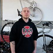 Stah. Polish bike mechanic