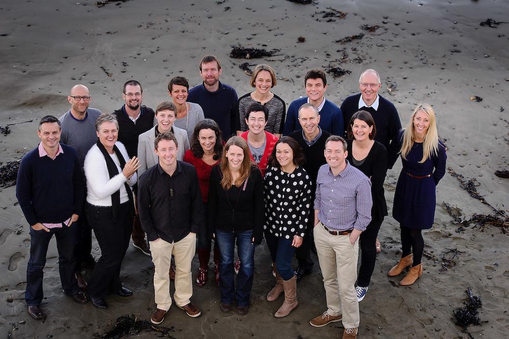 Akina Staff portraits: Maranui Cafe, Lyall Bay, Wellington: Friday 20 June 2014.<br /> <br /> Photo: Mark Tantrum / www.marktantrum.com