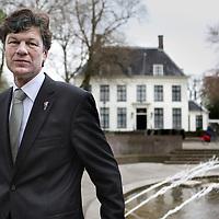 Nederland, Hillegom , 14 april 2011..Toon Mans burgemeester van Hillegom.Foto:Jean-Pierre Jans