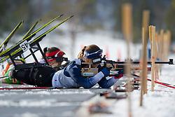MASTERS Oksana, USA, Biathlon Pursuit, 2015 IPC Nordic and Biathlon World Cup Finals, Surnadal, Norway