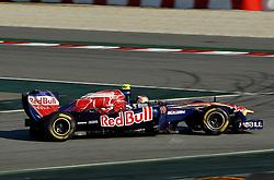Motorsports / Formula 1: World Championship 2011, Testing in Barcelona, test, 19 Jaime Alguersuari (ESP, Scuderia Toro Rosso),