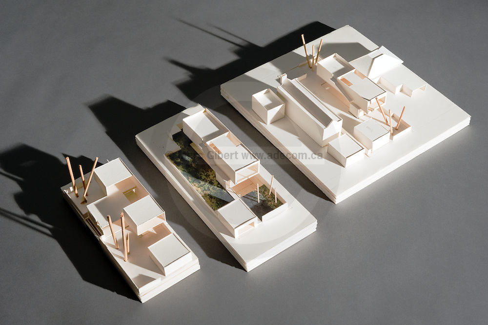 Architectural Model Study Photography -  Exibit at Monopoli Architecture Gallery &amp;  Publication : 1:26 In Study Model Wonderland from Halifax to Vancouver  / Montreal / Canada / 2009-03-08, &copy; Photo Marc Gibert / adecom.ca<br /> <br /> Photographies de maquettes d'&eacute;tude architecturale - Exposition &agrave; la Maison de l'Architecture du Qu&eacute;bec / Monopoli et publication  &quot; 1:26 Au pays de la maquette d'&eacute;tude de Halifax &agrave; Vancouver &quot;  Montr&eacute;al / Canada / 2009-03-09, &copy; Photo Marc Gibert / adecom.ca