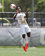 FIU Men's Soccer Vs. Charleston 2017