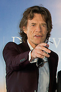 Mick Jagger at the Deauville American Film Festival