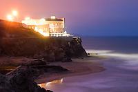 Cliff House at Night, San Francisco, California