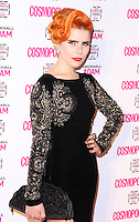 Paloma Faith, Cosmopolitan Ultimate Women of the Year Awards 2013, V&A, Cromwell Road, London UK, 05 December 2013, Photo by Brett D. Cove