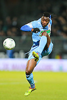 Ismael TRAORE  - 26.01.2015 - Angers / Brest - 21eme journee de Ligue 2 -<br /> Photo : Vincent Michel / Icon Sport