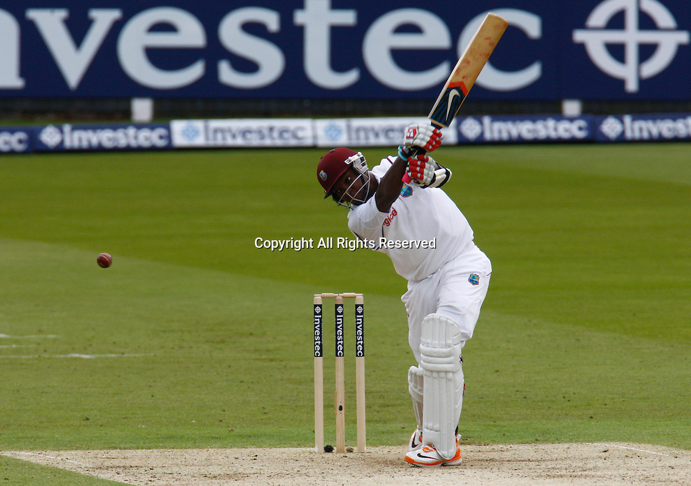 17.05.12 Lords,London, ENGLAND: <br /> Fidel Edwards of West Indies<br /> during the Investec First Test ( 1st Day of 5 )between England and West Indies