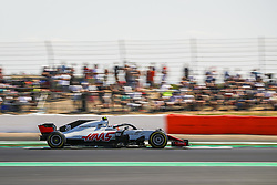 July 8, 2018 - Silverstone, Great Britain - Motorsports: FIA Formula One World Championship 2018, Grand Prix of Great Britain, .#20 Kevin Magnussen (DEN, Haas F1 Team) (Credit Image: © Hoch Zwei via ZUMA Wire)