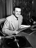 1952 Mr P.G. O'Reilly Radio Eireann Chief Announcer