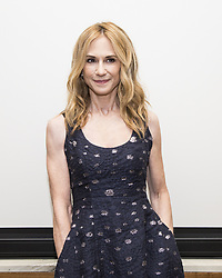 February 6, 2018 - Hollywood, CA, USA - Holly Hunter stars in TV series  Here and Now  (Credit Image: © Armando Gallo via ZUMA Studio)