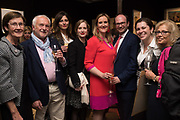 Preview evening  in support of The Eve Appeal, a charity dedicated to protecting women from gynaecological cancers. Bonhams Knightsbridge, Montpelier St. London. 29 April 2019