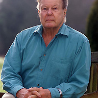 Correlli Barnet, English author and writer. February 2003<br /> <br /> Picture by Jerry Daws/Albanpix/Writer Pictures<br /> <br /> WORLD RIGHTS