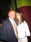 Donald Trump at Man Ray Opening 07/11/2001