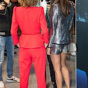 NLD/Amsterdam/20190521 - Première Rocketman, Elise van der Horst en Carolien Borgers