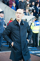Football - 2016 / 2017 Premier League - Swansea City vs. Manchester United<br /> <br /> Swansea City manager Bob Bradley at the Liberty Stadium.<br /> <br /> COLORSPORT/WINSTON BYNORTH