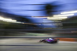 September 16, 2017 - Singapore, Singapore - Motorsports: FIA Formula One World Championship 2017, Grand Prix of Singapore, ..#26 Daniil Kvyat (RUS, Scuderia Toro Rosso) (Credit Image: © Hoch Zwei via ZUMA Wire)