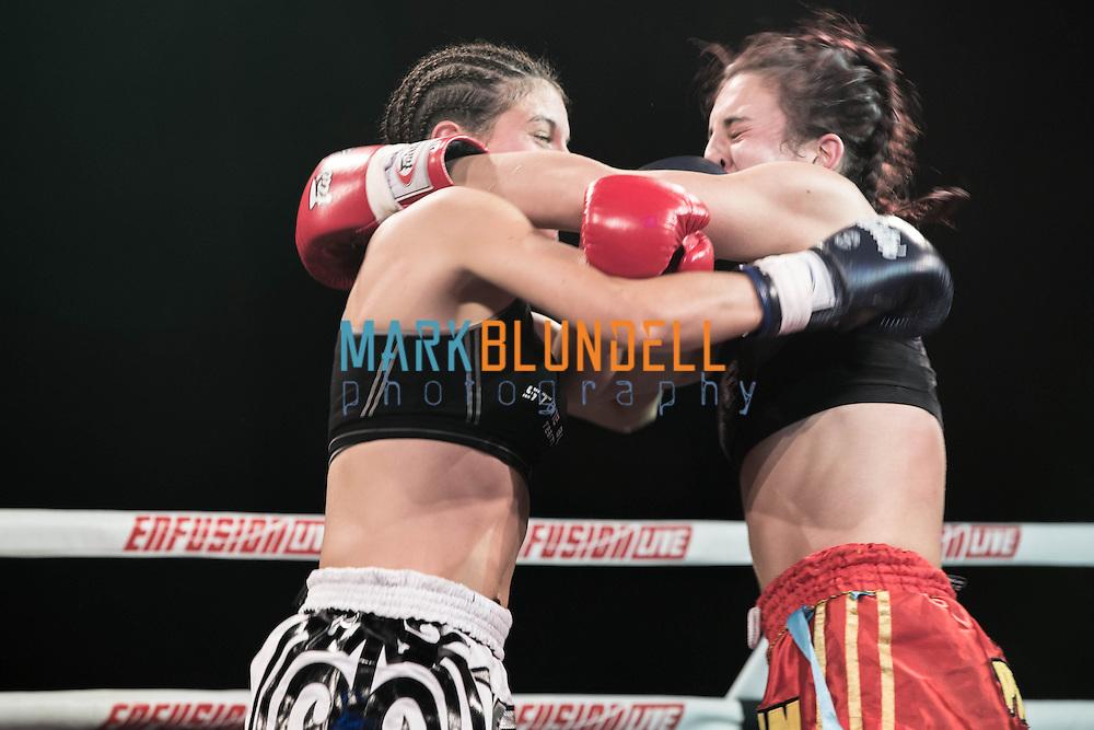 Iman Barlow vs. Filipa Correia