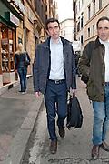 2013/03/06 Roma, Riunione della direzione del Partito Democratico. Nella foto .<br /> Rome, Partito Democratico meeting of national leadership. In the picture  - &copy; PIERPAOLO SCAVUZZO