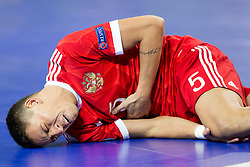 Romulo of Russia during futsal match between Russia and Poland at Day 1 of UEFA Futsal EURO 2018, on January 30, 2018 in Arena Stozice, Ljubljana, Slovenia. Photo by Urban Urbanc / Sportida