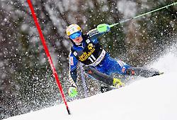 BYGGMARK Jens of Sweden competes during the 1st Run of 10th Men's Slalom - Pokal Vitranc 2013 of FIS Alpine Ski World Cup 2012/2013, on March 10, 2013 in Vitranc, Kranjska Gora, Slovenia. (Photo By Vid Ponikvar / Sportida.com)