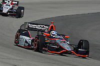 Ryan Briscoe, Milwaukee IndyFest, Milwaukee Mile, West Allis, WI USA 06/15/13